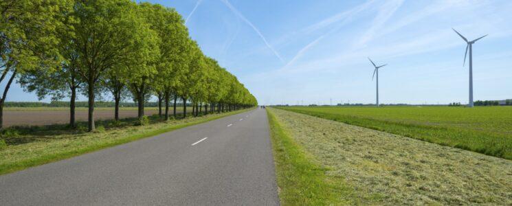 Groene weg